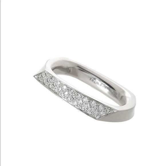 352cbac91 Tiffany & Co. Jewelry   Tiffany Co Frank Gehry Gold And Diamond Ring ...